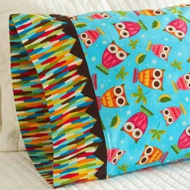 Family Sewing Fun: Pillowcases