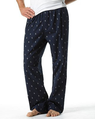 Pajama Pants w/ Pockets