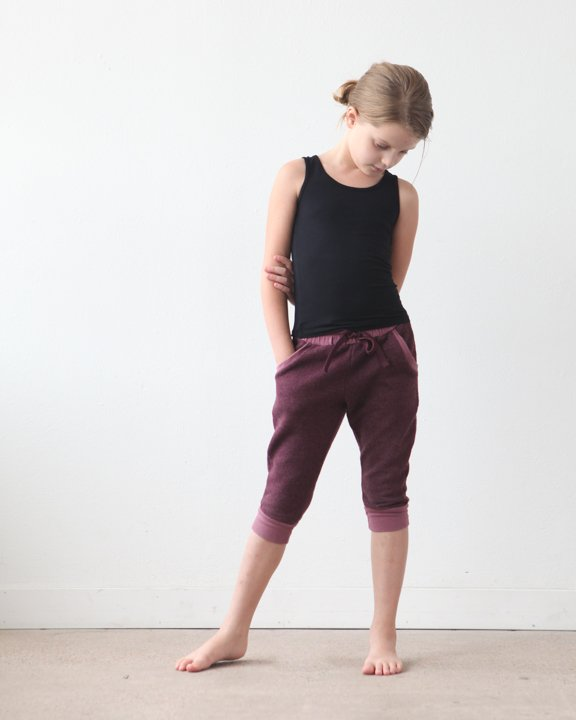 Kids Camp: Leggings and Sporty Jogger Pants