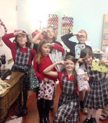 Kids Sewing Clubs