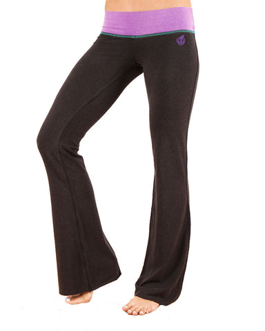 Knitwear: Easy Knit Yoga Pants