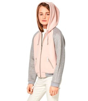 Kids Camp: Zip Up Hoodie Sweatshirt