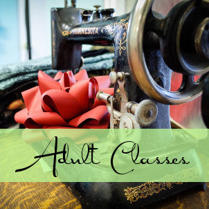 New Adult Classes