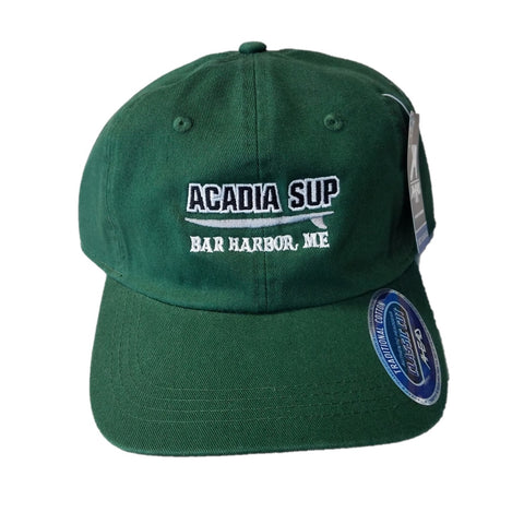 Acadia SUP Classic Cotton Twill Hat