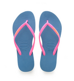 Havaianas - Women's Slim Logo Pop-Up