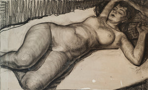Untitled Laura (48x29.5 inches)