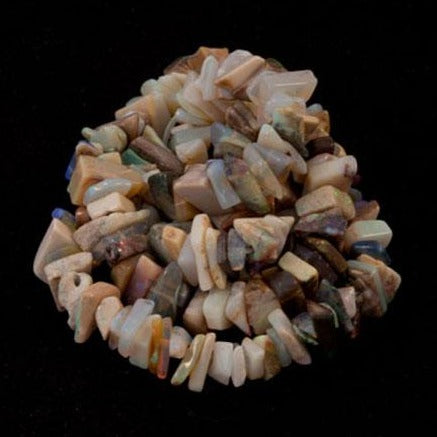 Product No.190 - Mixed Opal Beads