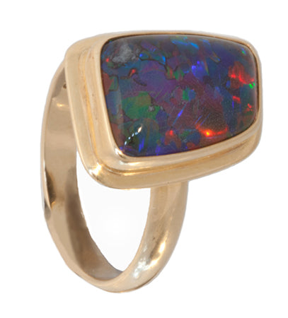 Product No.241 - Super Gem Triplet Ring