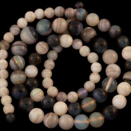 Product No.261 - Mintabie Mixed Opal beads