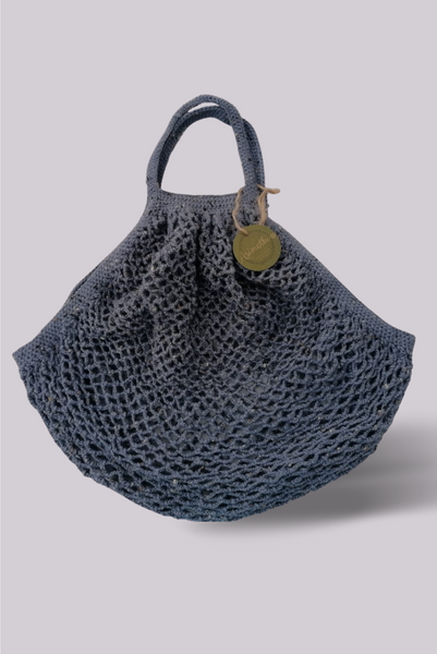 Crochet Net Shoulder Bag