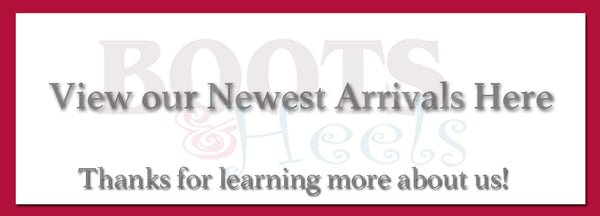 View our Newest Arrivals Here
