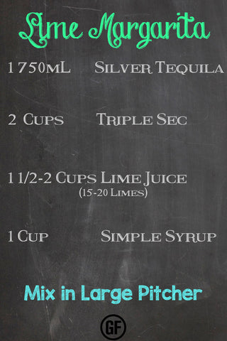 Lime Margarita Recipe