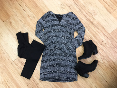 Outfits we are loving: comfy casual dress