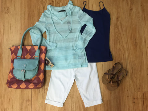 Outfits we are loving: Pretty summer layers