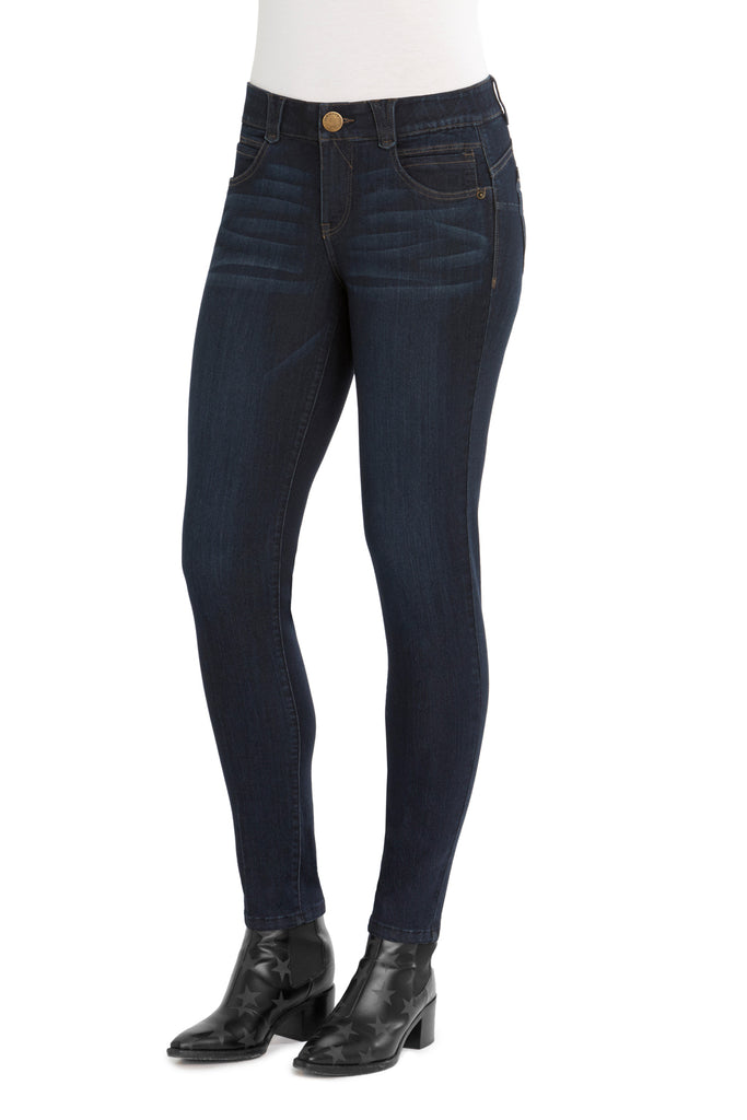 Best selling Claire dark wash denim