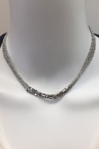 Little Silver Necklace