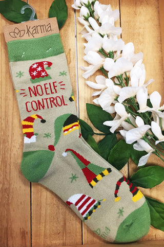 Karma Holiday Socks
