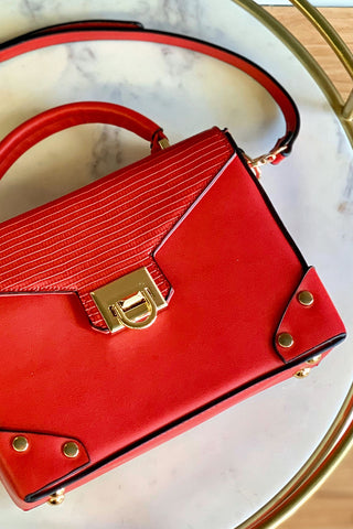 The Gabriel Bag + Red
