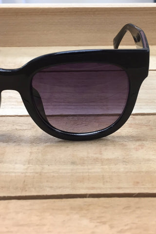 Perverse Retro Square Sunglasses