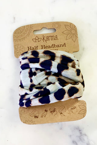 Karma Half Headbands Leoard