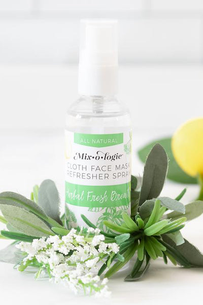 Mixologie Facemask Refresher