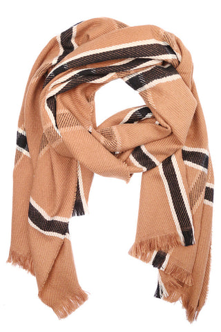 New Pro Camel Scarf