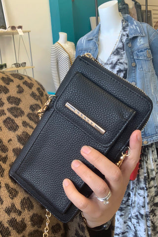 Theri Crossbody + Black