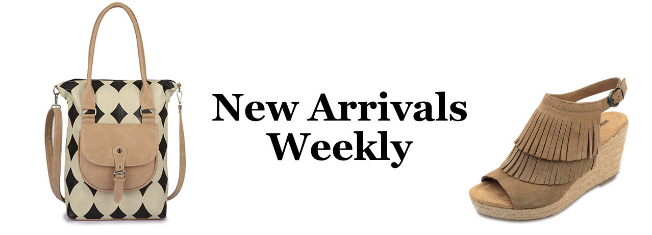 New arrivals every week