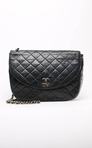 Chanel Vintage Quilted Crossbody