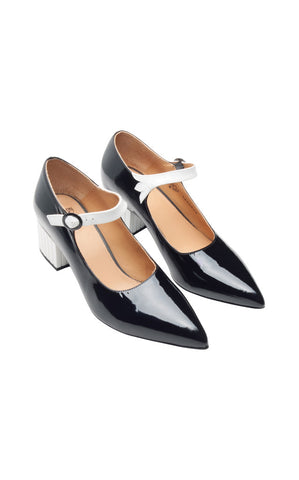 John Fluevog Effortless Vivian Mary Janes
