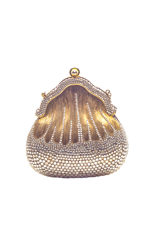 search for official clear and distinctive hot-selling real Judith Leiber Vintage Clutch