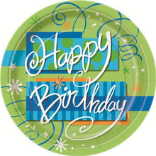 Load image into Gallery viewer, Bright Birthday Tableware Pattern