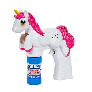 Fubbles Unicorn Bubble Machine