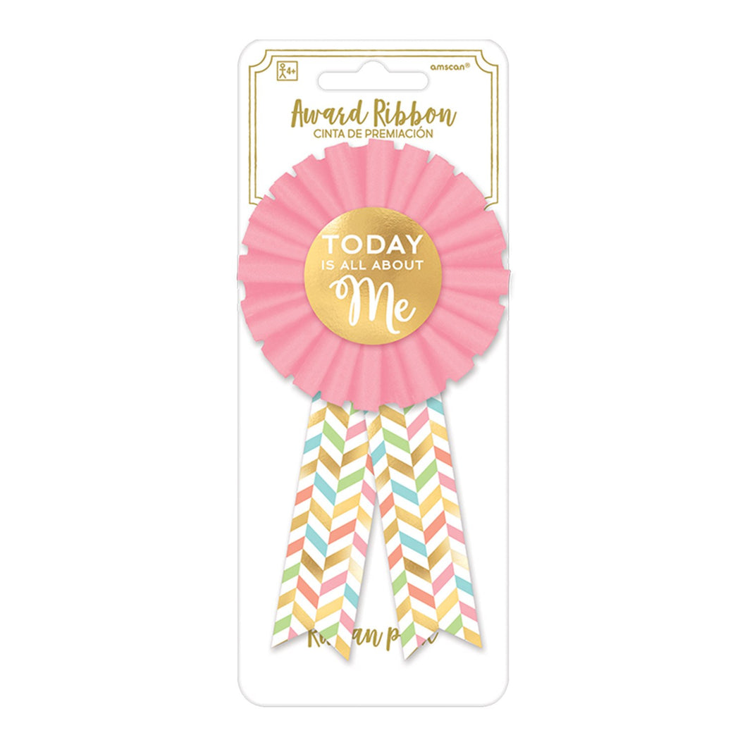 Today is All About Me Birthday Ribbon