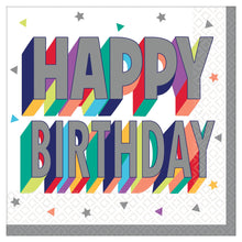 Load image into Gallery viewer, Here's to You Birthday Tableware Pattern