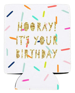 Hooray! It's Your Birthday Can Cover