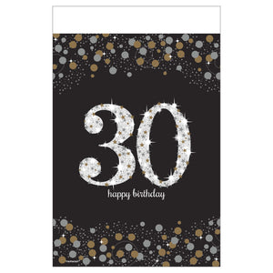 Milestone Sparkling Celebration Tableware Pattern