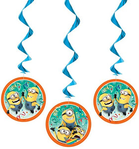 Despicable Me Hanging Decorations