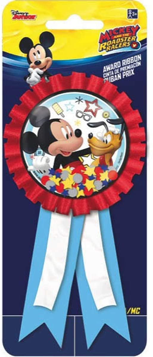 Mickey Mouse and the Roadster Racers Award Ribbon