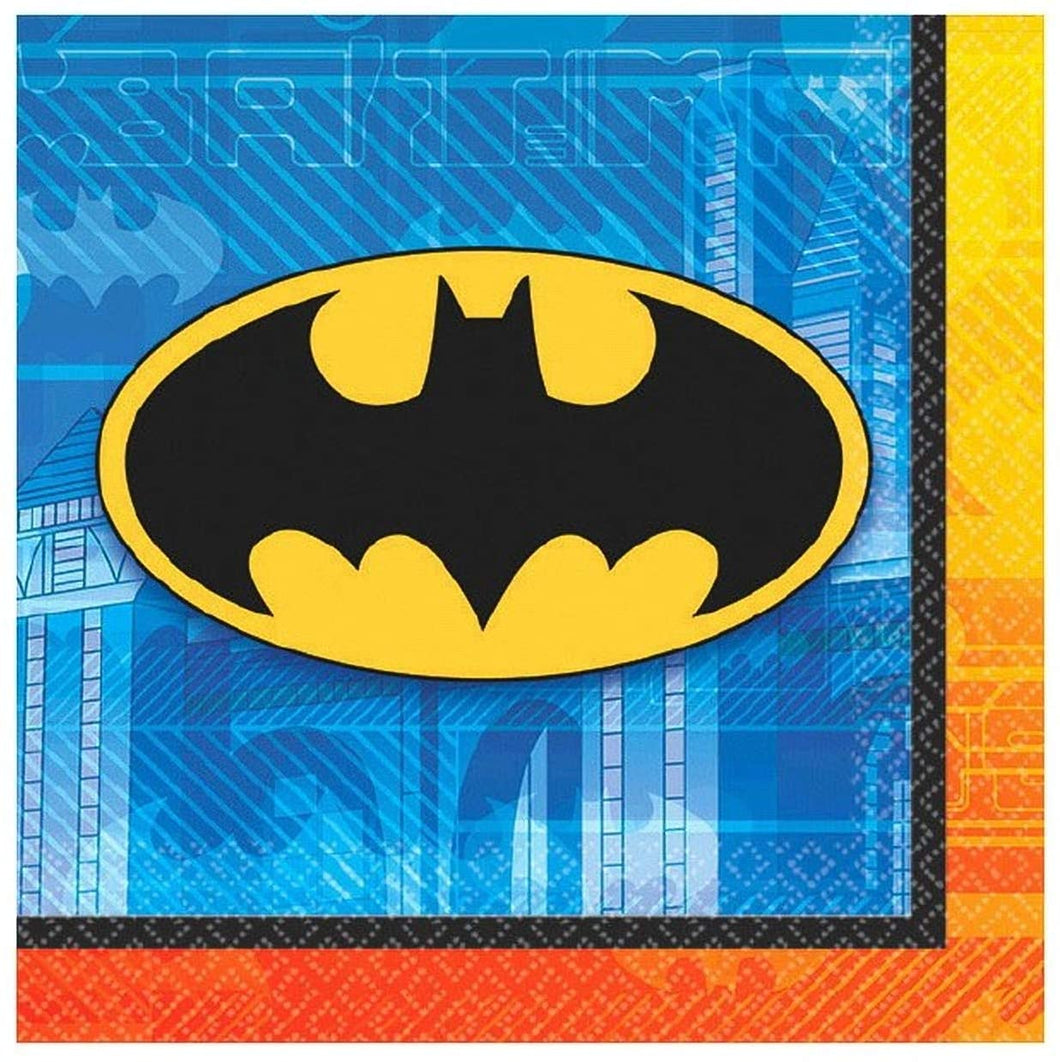 Batman Dessert Napkins