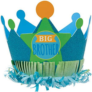 Big Brother Paper Crown
