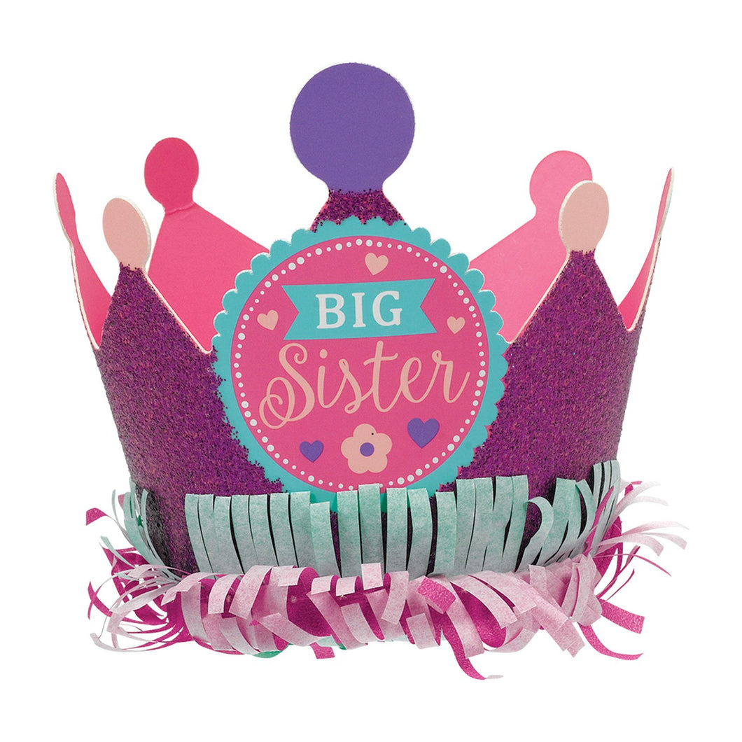 Big Sister Paper Crown