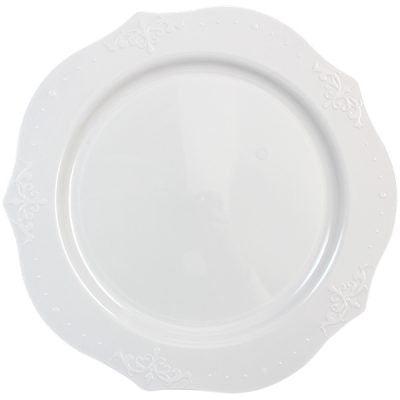 Antique White Tableware