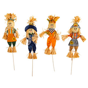 Scarecrow Pick Decor