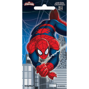 Jumbo Spider-Man Sticker