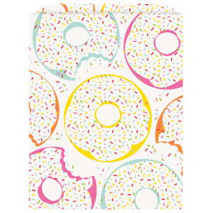 Donut Party Tableware Pattern