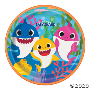 Baby Shark Tableware