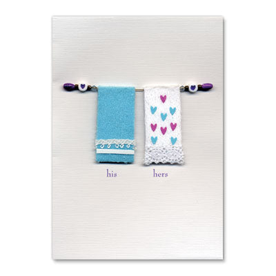 Congratulations on Engagement Greeting Card