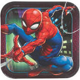 Spider-Man Tableware