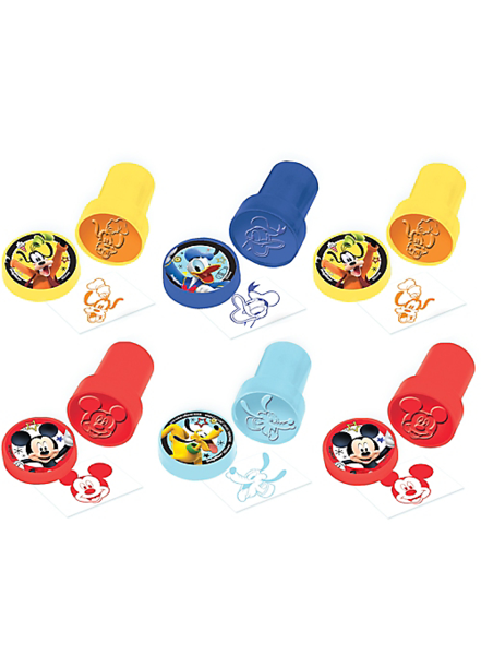 Mickey Mouse and the Roadster Racers Stamper Favors